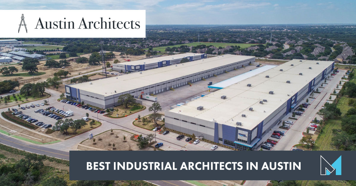 Method Named Top Industrial Architects in Austin