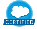 Salesforce Certified Badge
