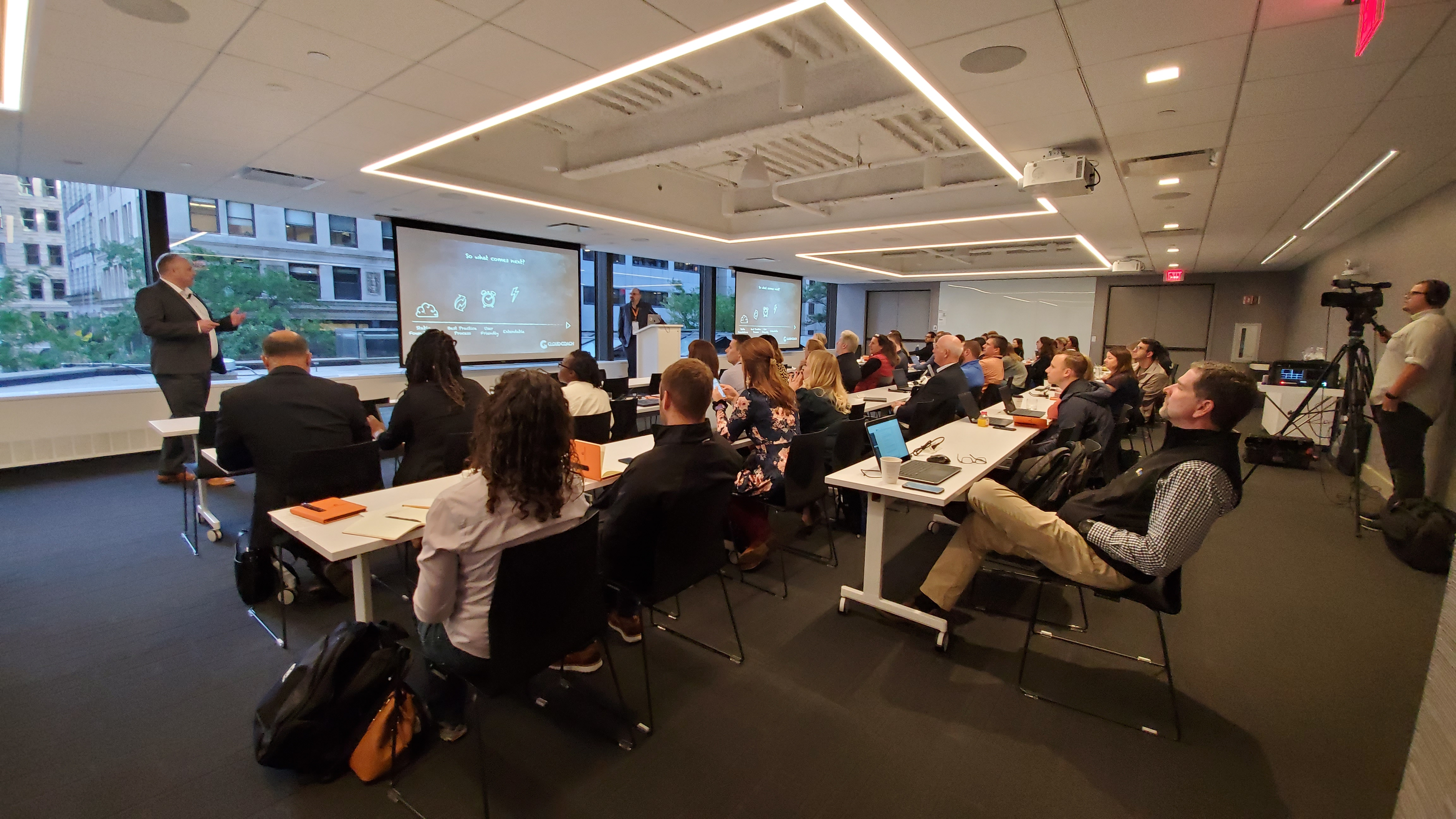 Sadhana Consulting Attends Boston's Cloud Coach User Conference