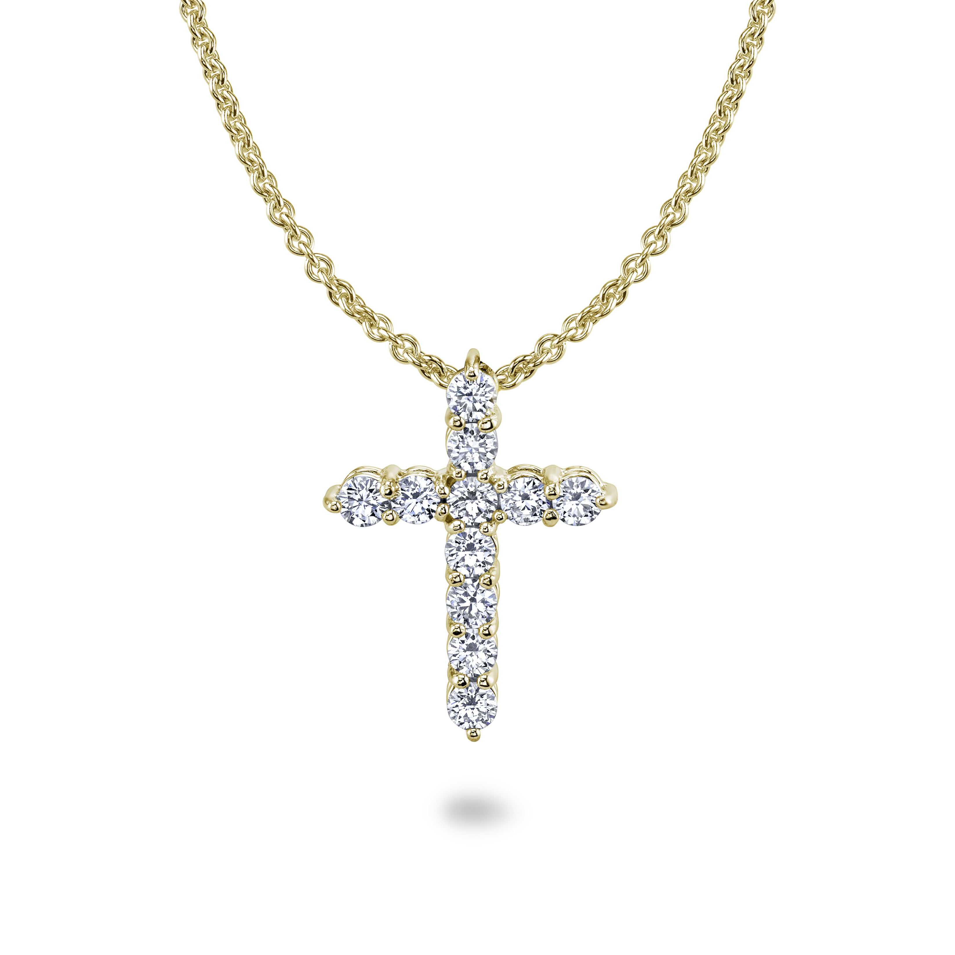 Custom Cross Design By Hamra Jewelers