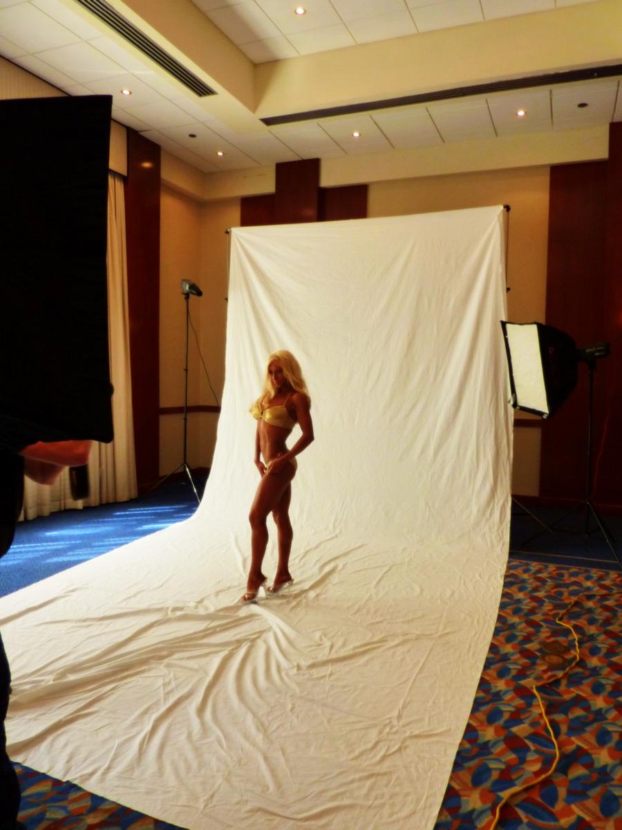 Shawn Rene Zimmerman Fitness Modeling