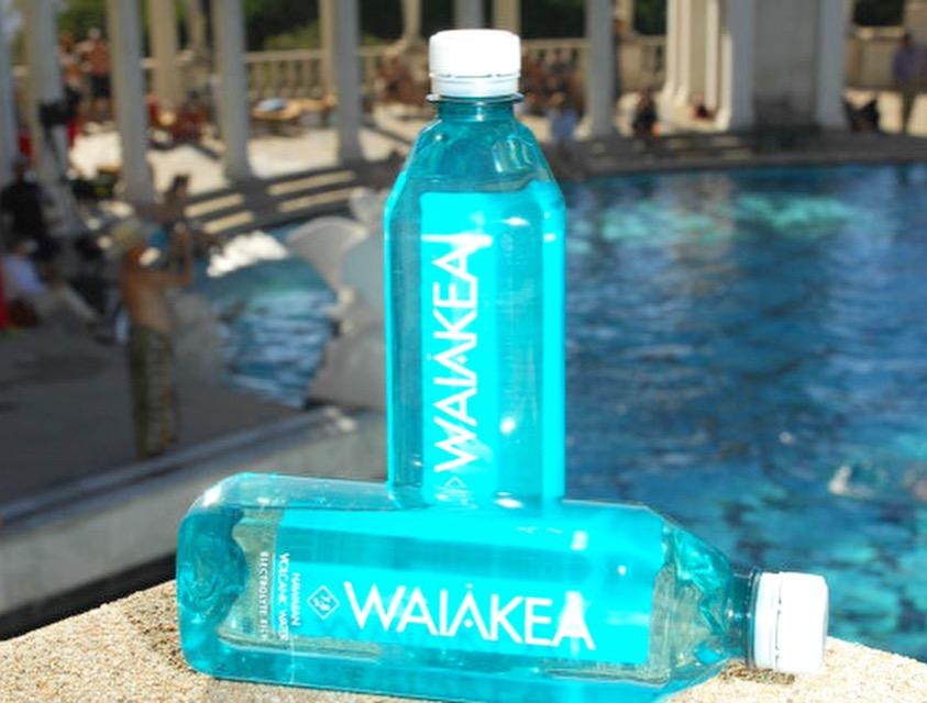 Shawn Rene Zimmerman health water alkaline Hawaiian water