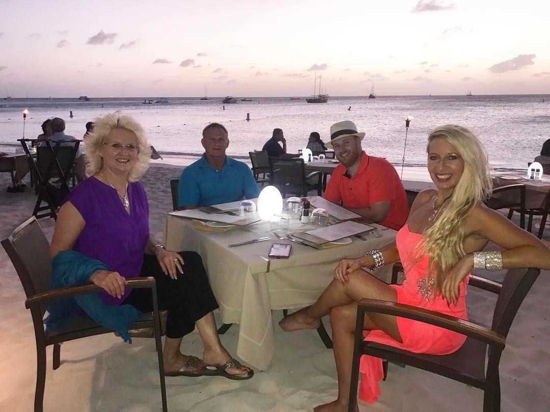 Shawn rene zimmerman health fitness model athlete trainers fitness models hot Aruba dresses fashion shape