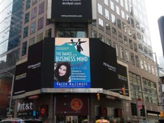 Dance of the business mind New York Times best seller Valeh Nazemoff shawn rene zimmerman