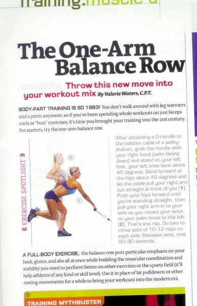 Shawn Rene zimmerman fitness modeling in muscle & fitness here magazine