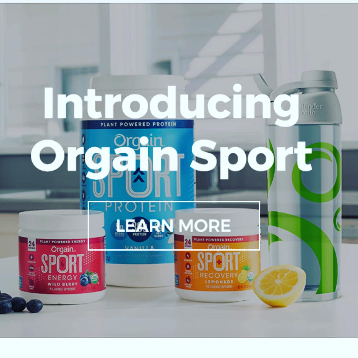 Orgain sports protein shakes natural health shawn rene zimmerman promo codes
