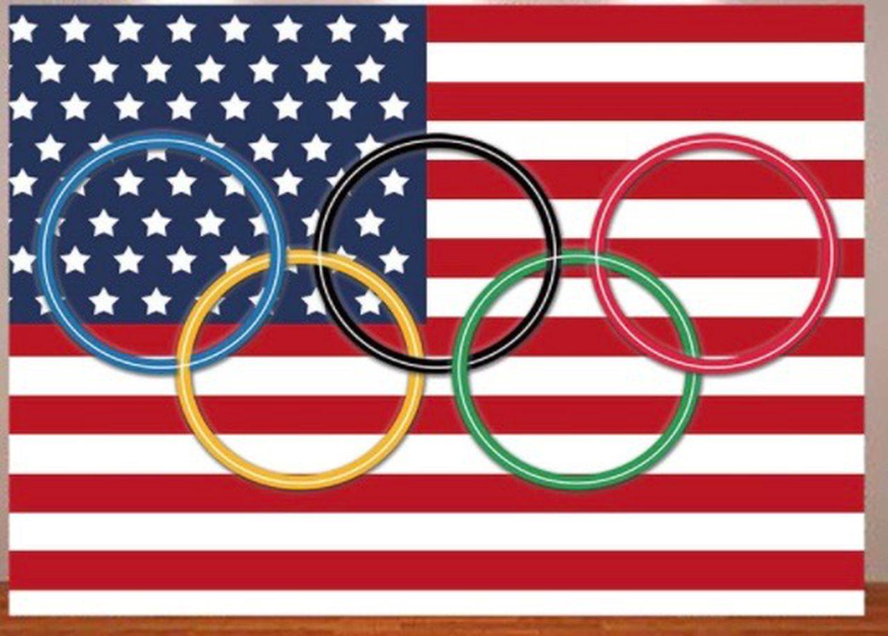 Olympics team USA shawn rene zimmerman