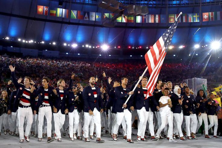 Shawn rene zimmerman Ralph Lauren Olympics michael Phelps