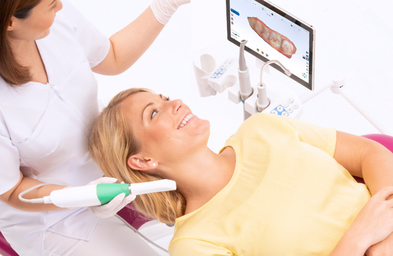 Dental Digital Scanners