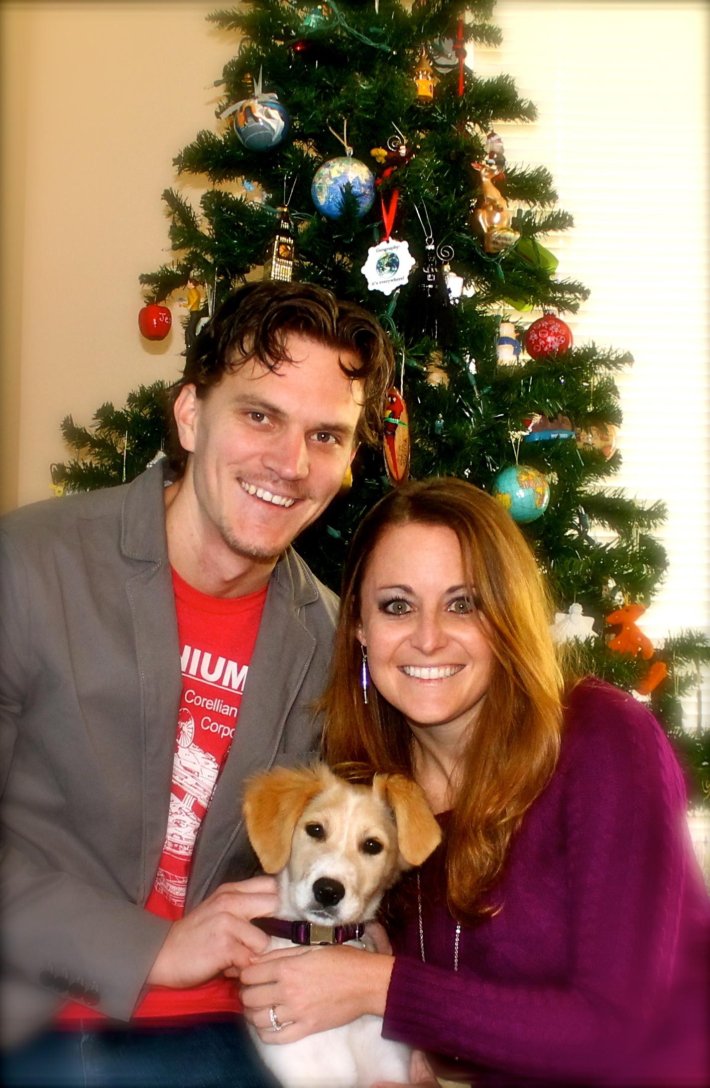Tia and family