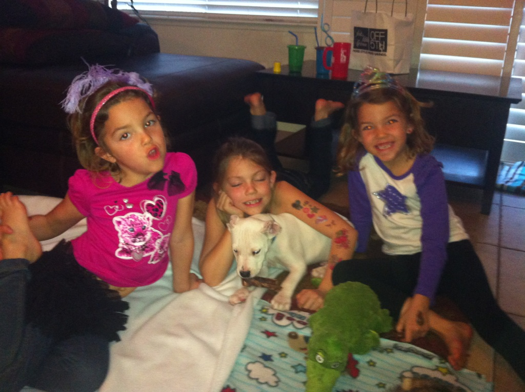 kingston and sisters