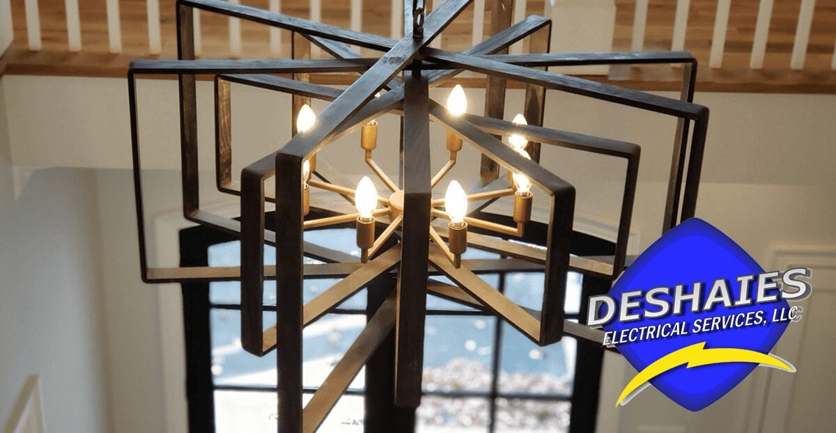 Updating Your Lighting Fixtures