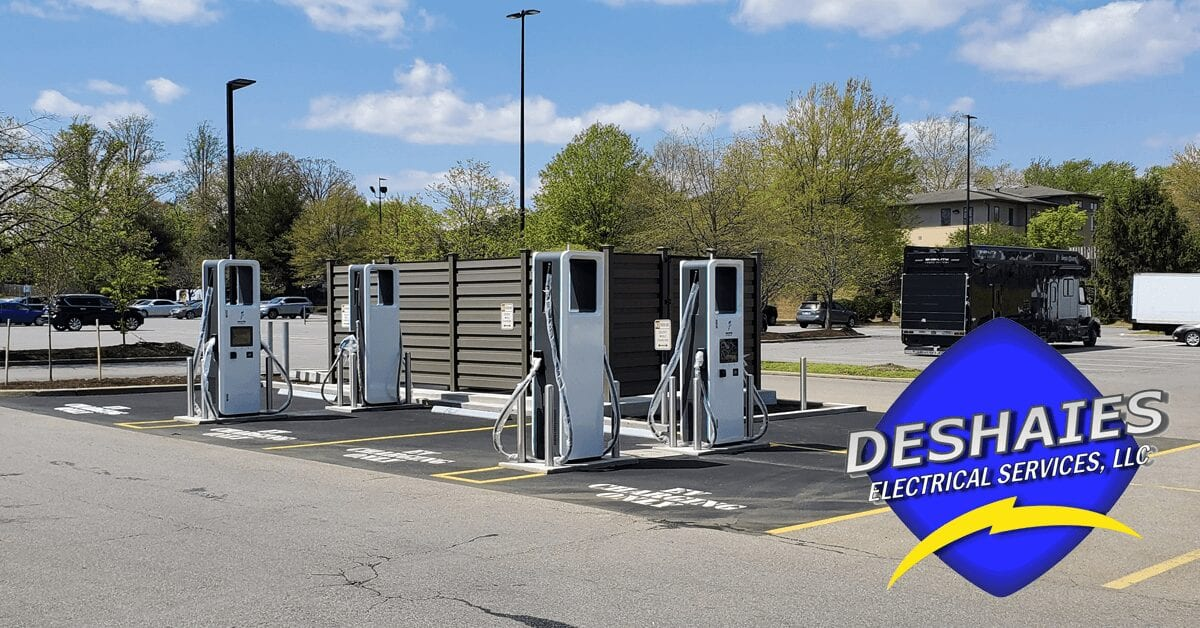 Commercial Recharging Stations for Smart Cars 8