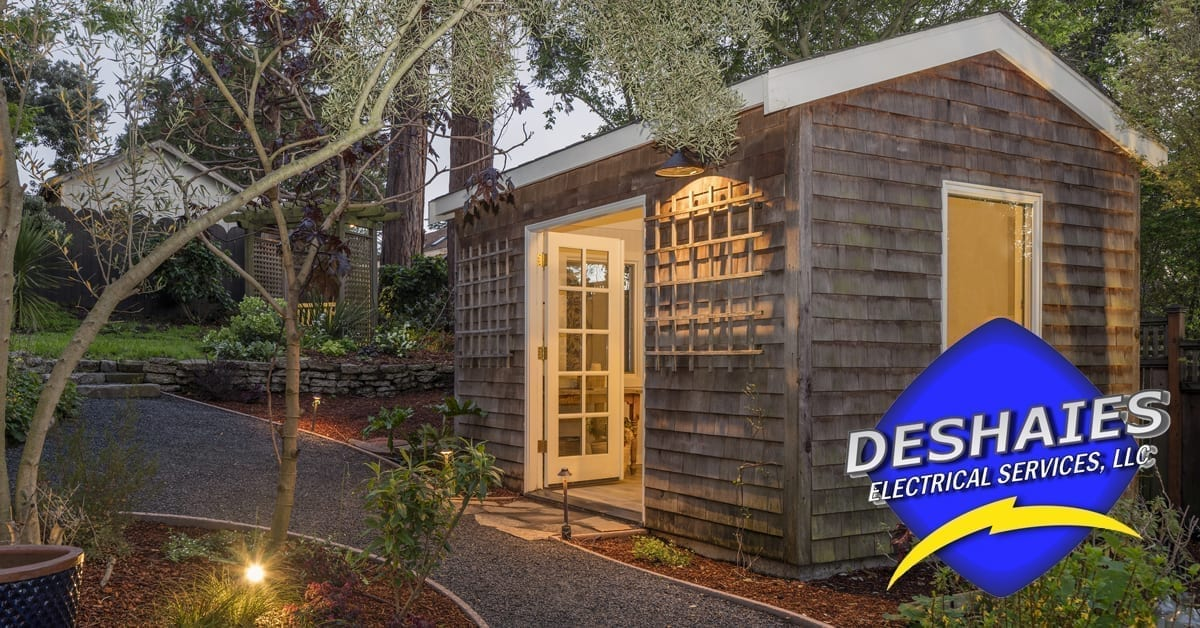 Adding Electricity to Your Shed