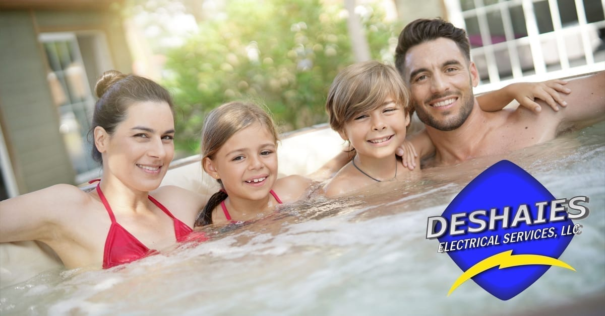Electricity for Your New Hot Tub