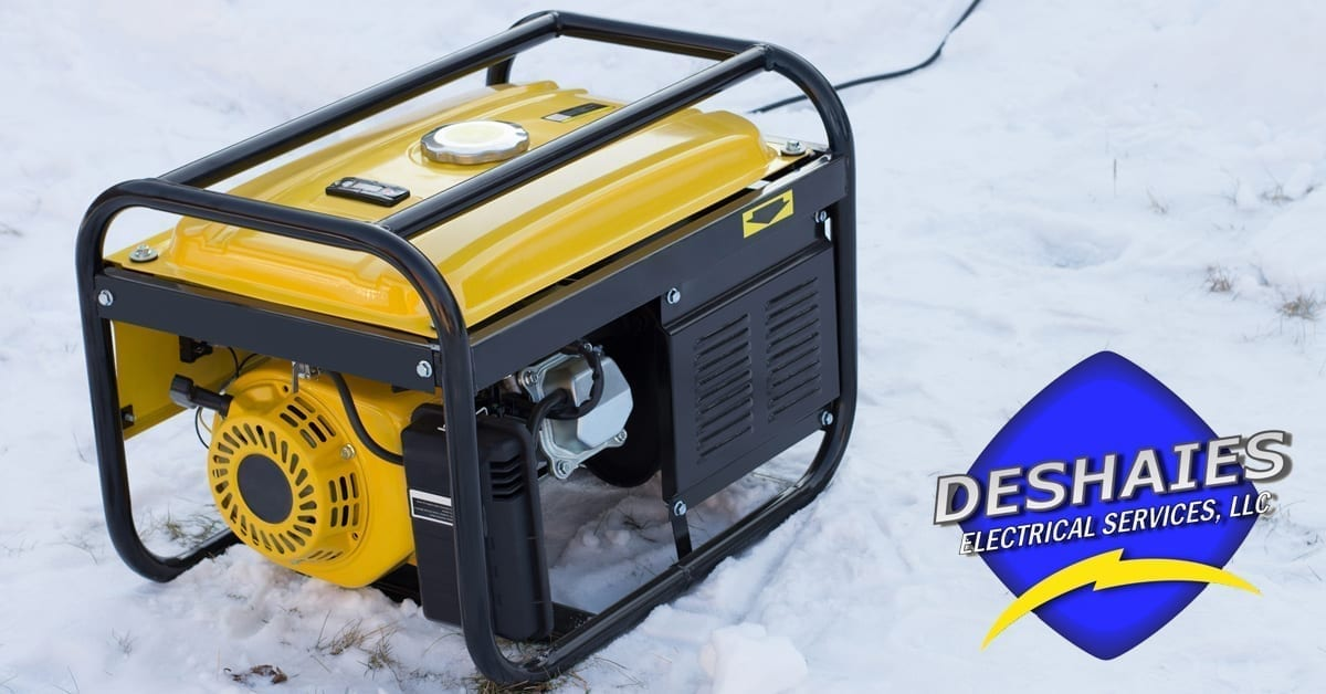 Operating Your Backup Generator Safely This Winter