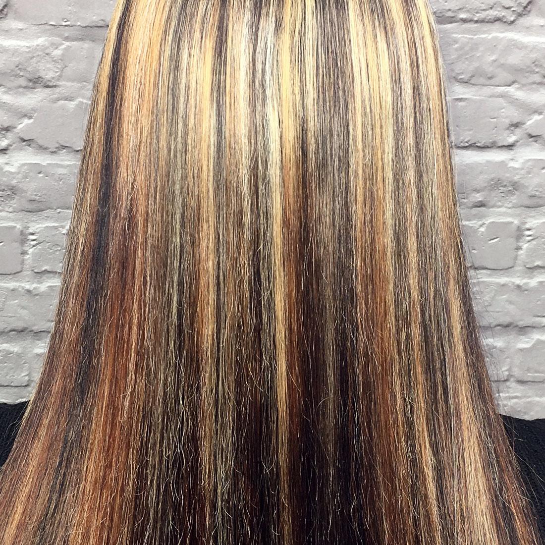 GK Keratin Hair Treatment After
