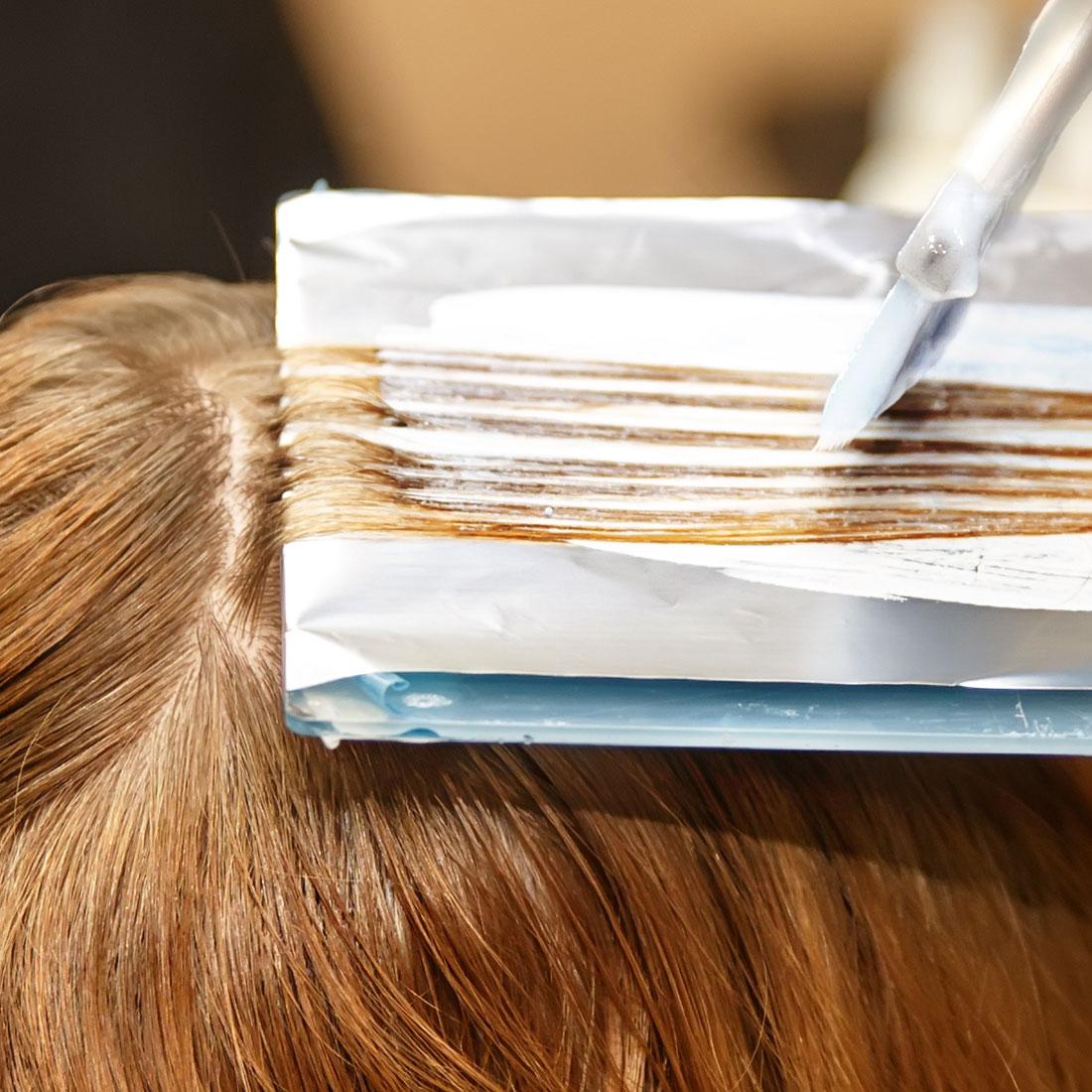 Hair Coloring, Dying Hair