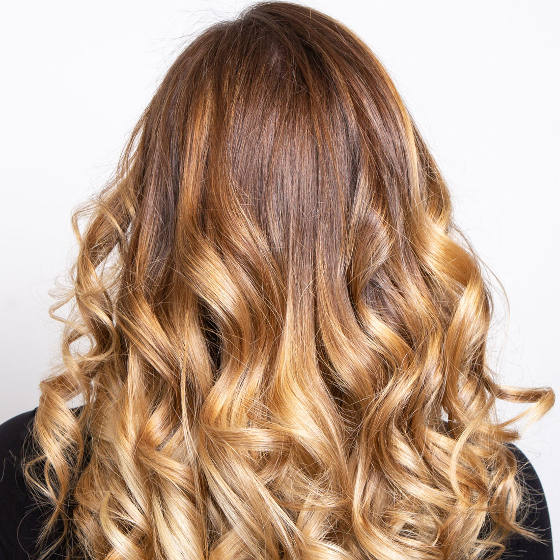 Blond Haired with Balayage