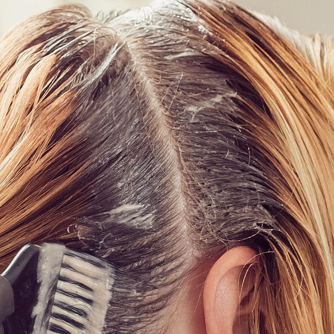 Hair Toner, Hair Coloring