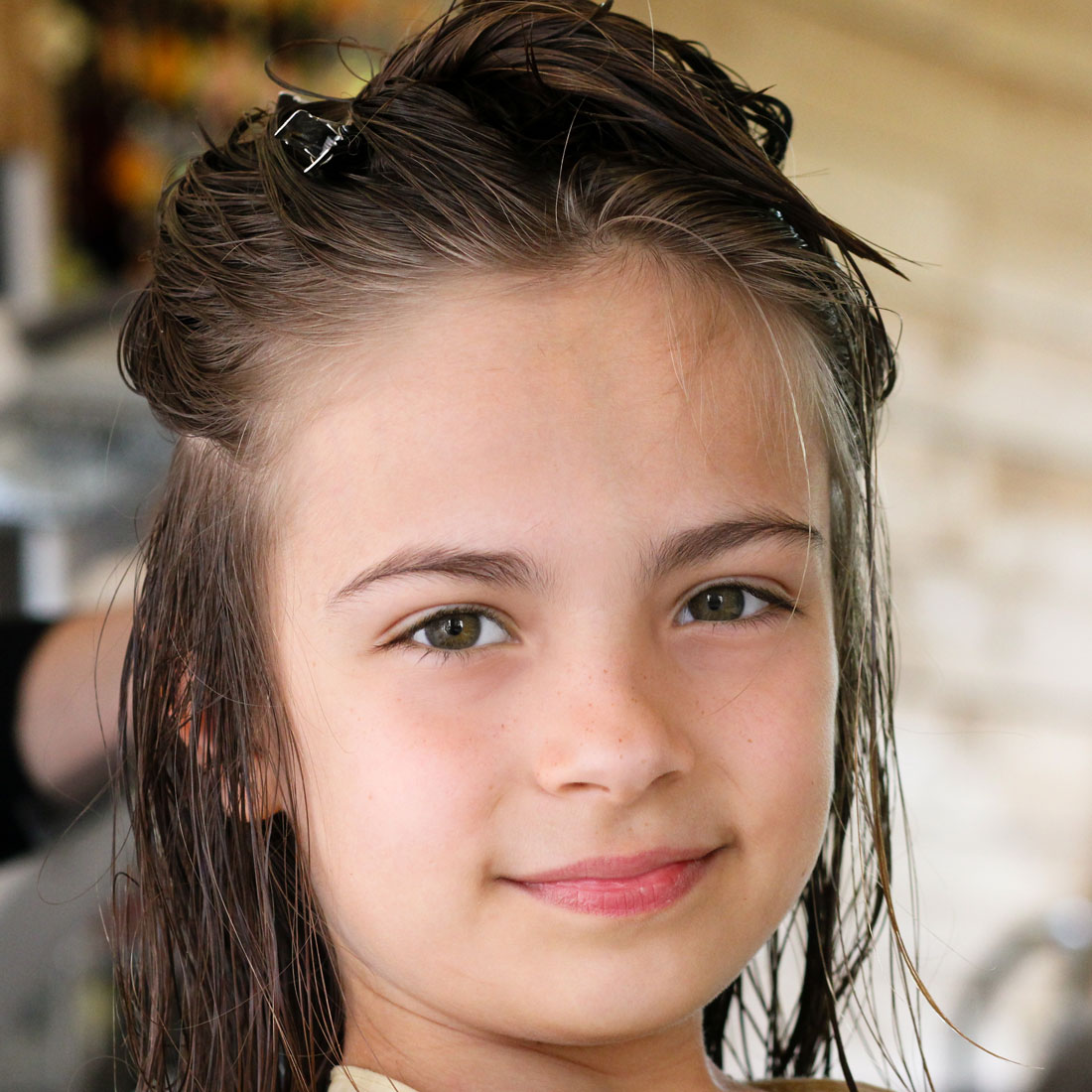 Kids haircuts