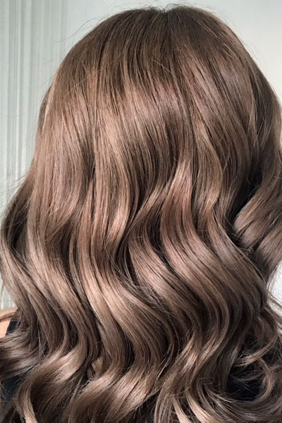 Curbly Brazilian Blowout
