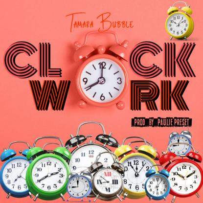 Tamara Bubble - Clockwork artwork
