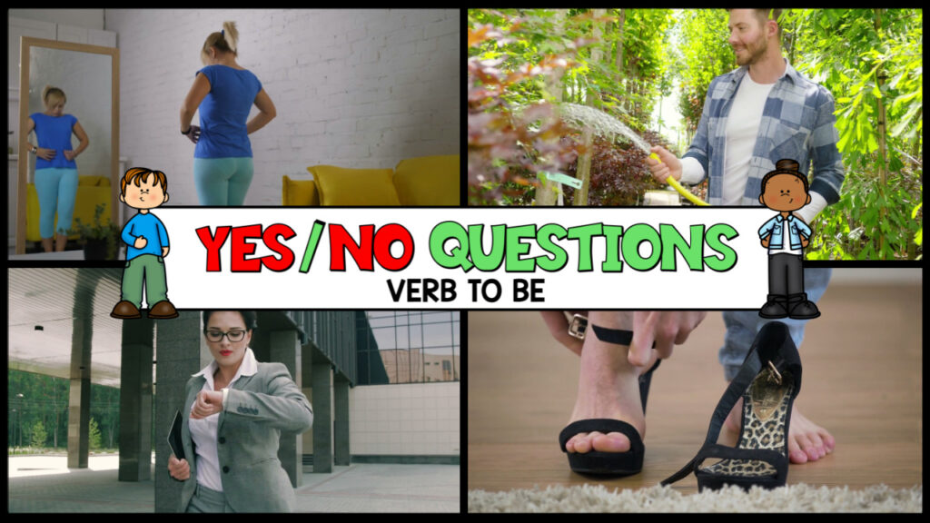 como hacer yes no questions en ingles