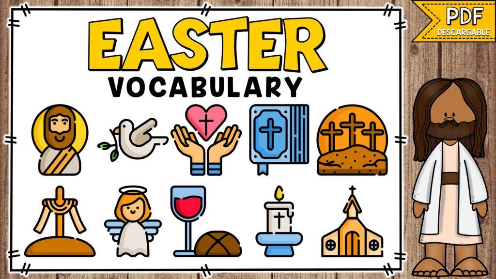 día de Pascua en inglés
