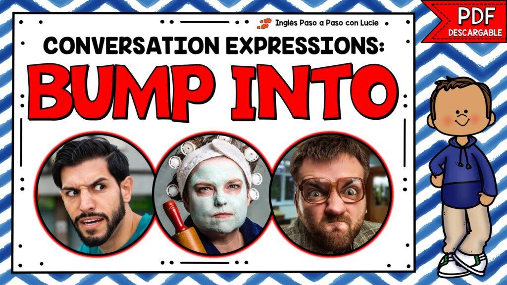 expresiones en inglés para conversación