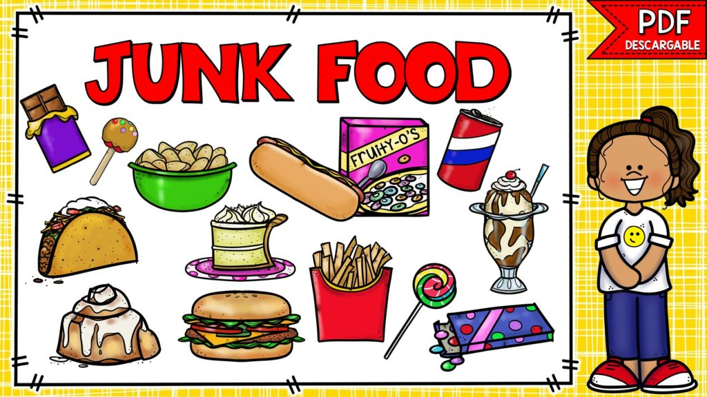alimentos en inglés y español