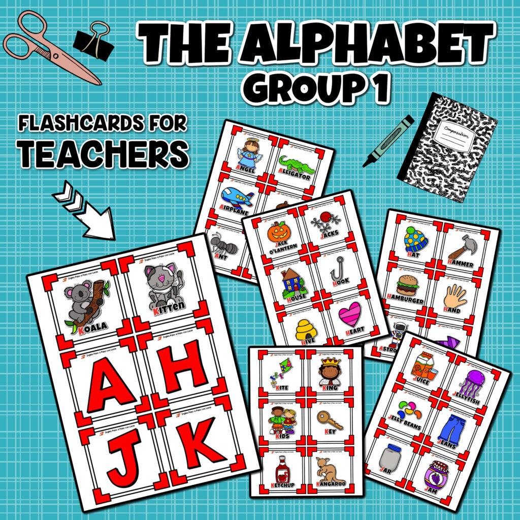 el alfabeto en inglés