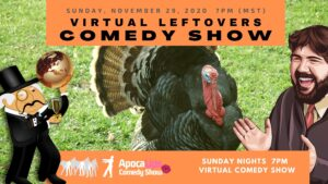 ApocaLips Comedy Show November 29th