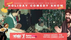 ApocaLips Comedy Show December 6th