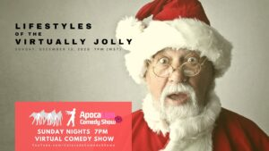 ApocaLips Comedy Show December 13th