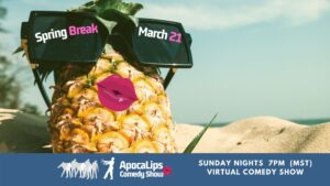 ApocaLips Comedy Show March 21