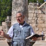 Peter Wyns in Israel