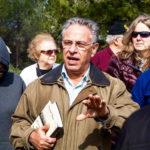 Peter Wyns in Israel Teaching