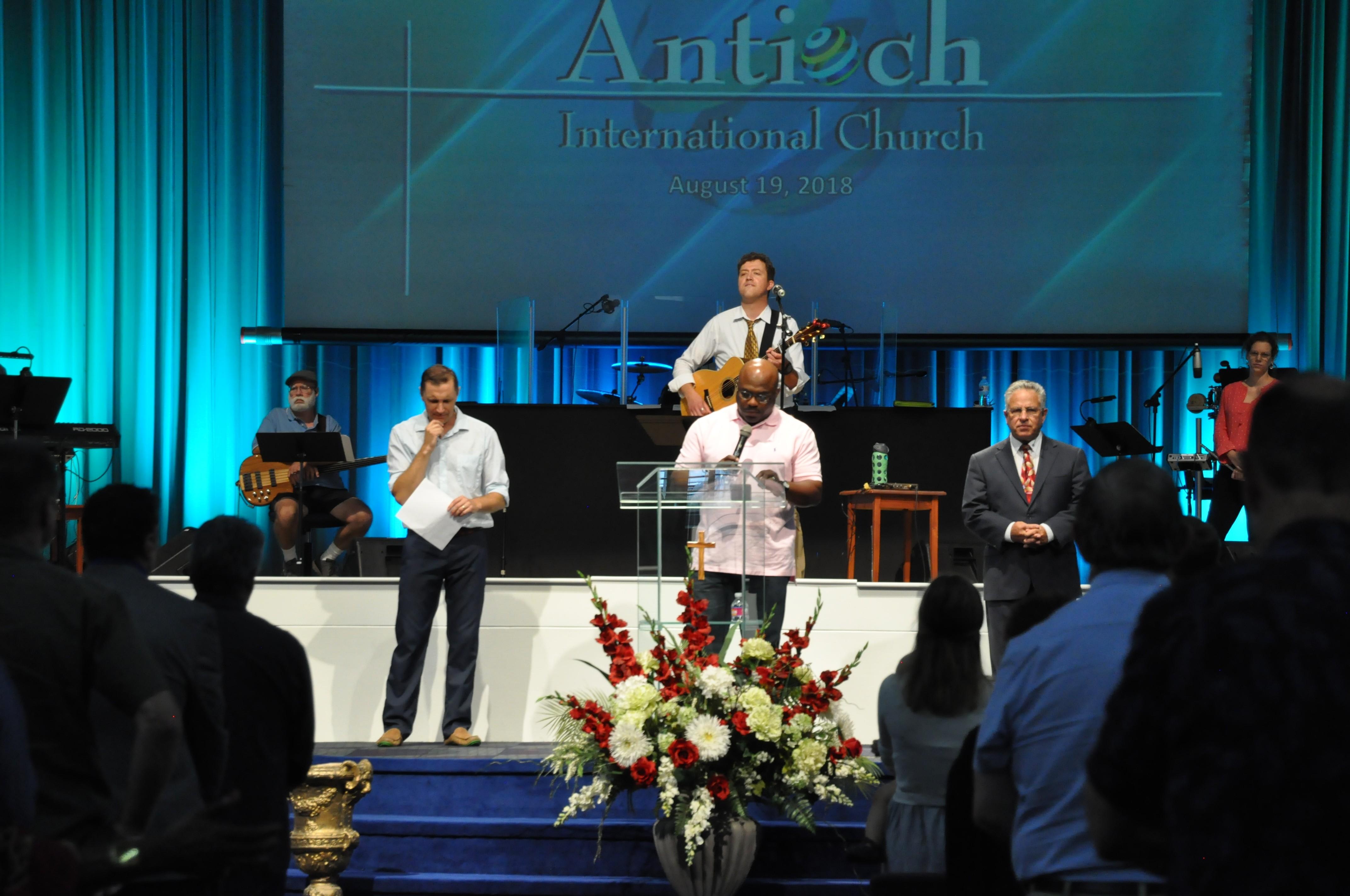 Antioch International Church
