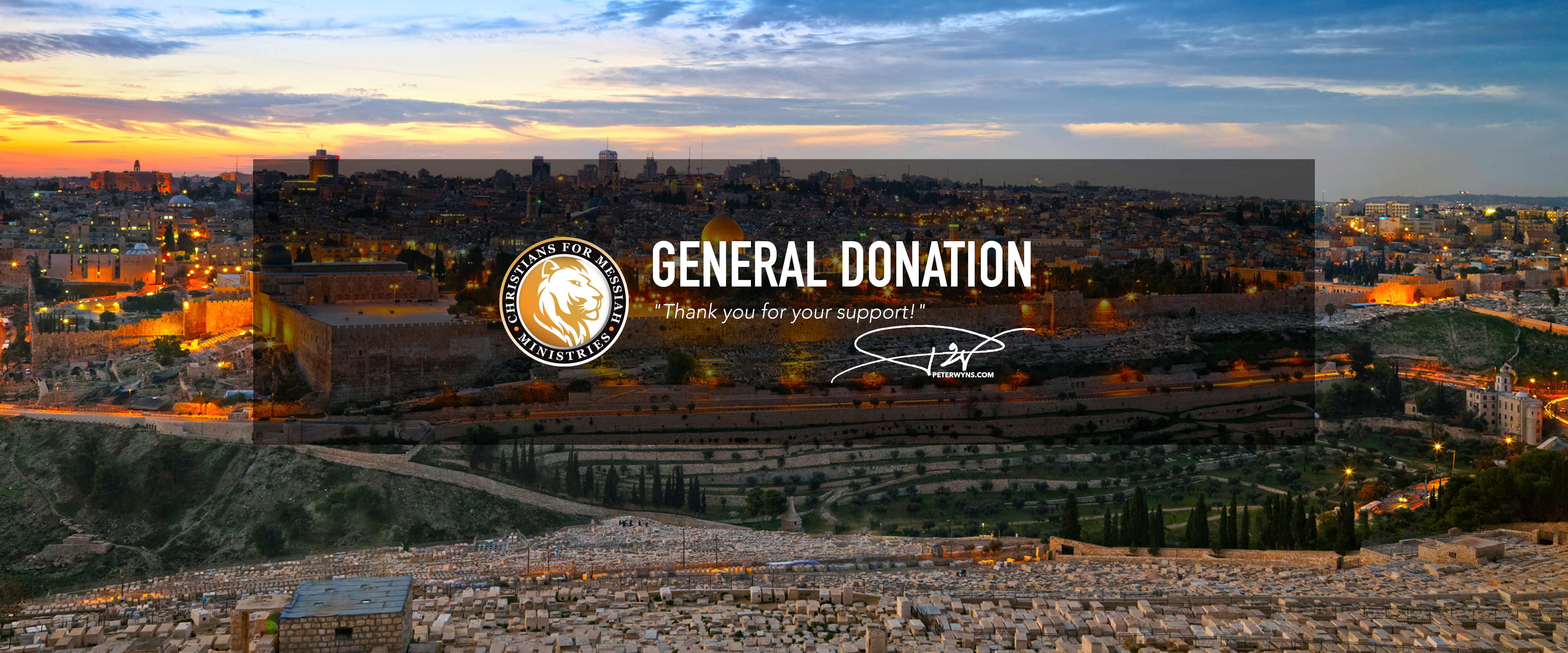 general donation banner final