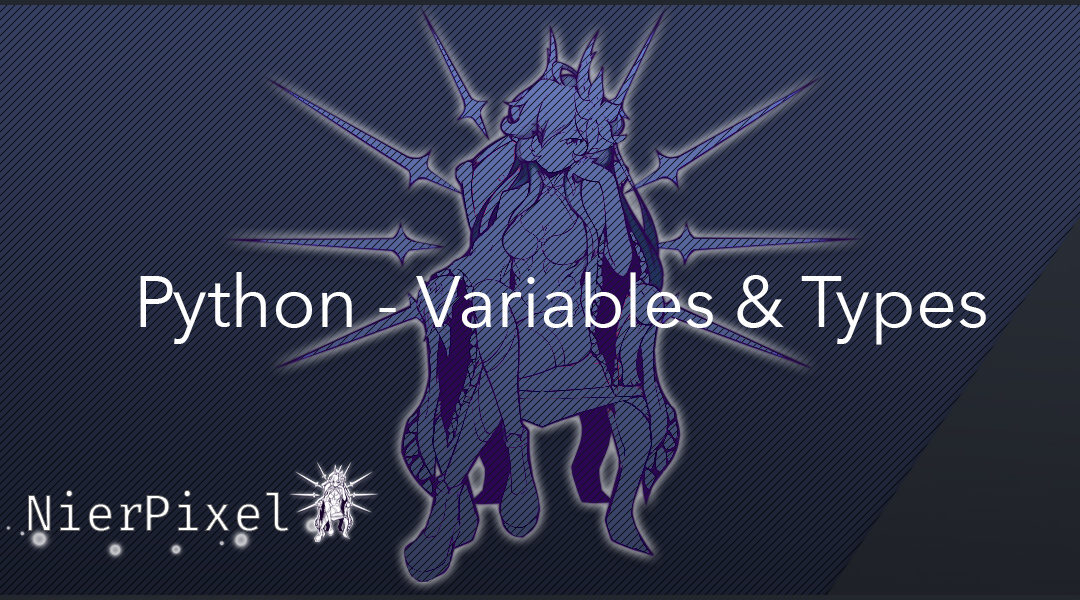 Python variables and types
