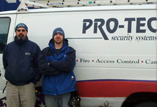 Pro-Tec Security Inc