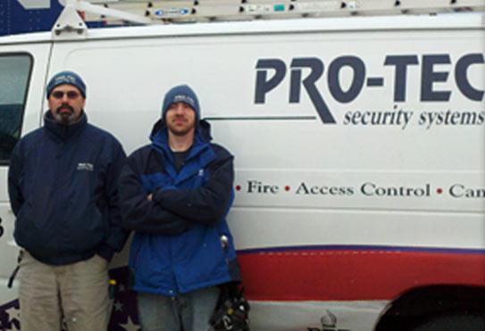 Pro-Tec Security Inc
