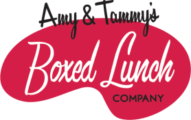 Amy & Tammy's Boxed Lunch Company Logo