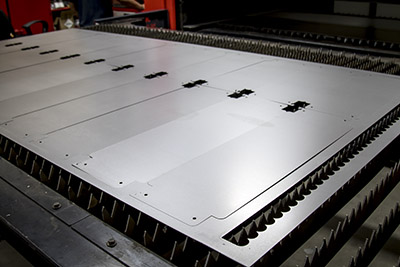 Mild Steel Laser Cutting Services Utah