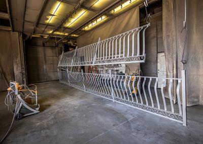 Powder Coated Handrails Utah
