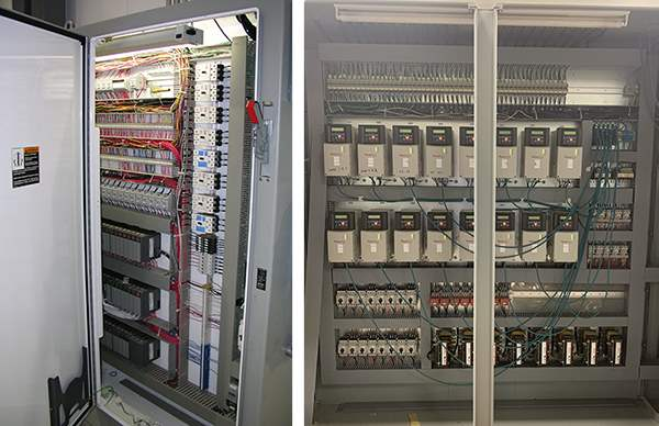 Spray Booth Controls