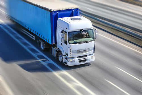 Top Causes of Big Truck Collisions