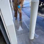 Hot Pressure Washing in Utah