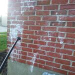 Hot pressure washing cleans even the most difficult dirt to get out